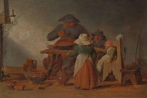 Boerenmaaltijd