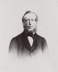 Portret van Jan Wttewaall (1810-1862)