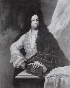 Portret van Francisco Lopes Suasso (1657-1710)