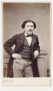 Portret van Jean Baptiste Nocque