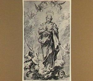 De Apokalyptische vrouw (Openbaring 12:1-6)