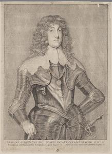 Portret van Karl Ludwig van de Palts (1617-1680)