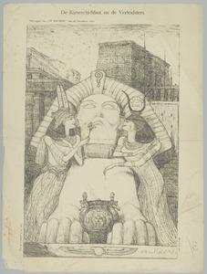 De Kiesrecht-Sfinx en de Verleidsters
