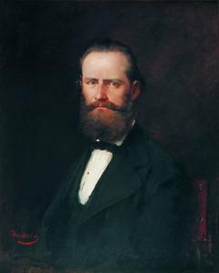 Portret van Charles Sedelmeyer (1837-1925)