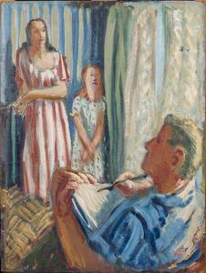 familieportret Fiedler
