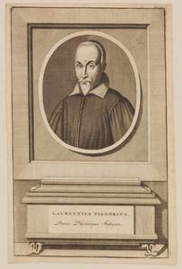 Portret van Laurentius Pignorius (1571-1631)