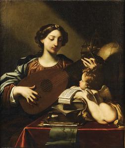 Allegorie van de muziek