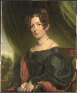 Portret van Maria Antoinette Charlotte Sanderson (1782-1859)