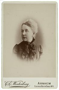 Portret van Isabella Cornelia van Hogendorp (1816-1904)