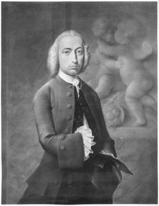 Portret van Gerard Abraham van den Ende (1726-1788)