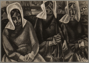 Drie Huizer vrouwen