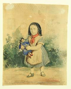 Portret van Catharina Margeretha Swillens