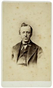 Portret van Jacobus Kuipers (1830-1876)