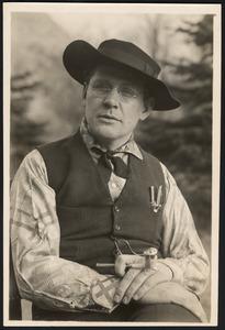Portret van Hendrik Wiegersma