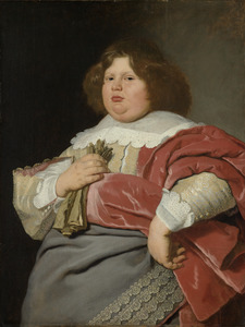 Portret van Gerard Bicker (1622-1666)