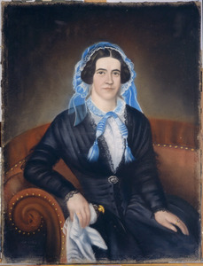 Portret van Suzanna Catharina Merkes van Gendt (1803-1881)
