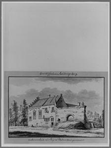 Rechterzijde van Aelbrechtsberg bij Bloemendaal