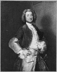 Portret van Isaac Sweers (1707-1777)