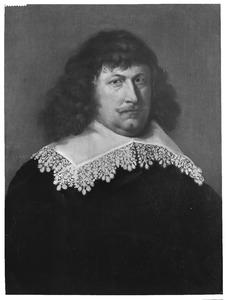 Portret van Steven van Bellum (1611-1658)