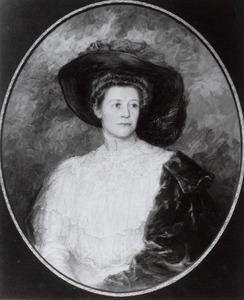 Portret van Elisabeth Theodora Sibilla Louise van Rappard (1865-1939)
