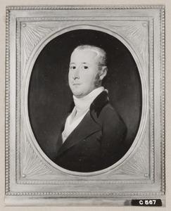 Portret van Lambert Pieter van Tets (1761-1825)