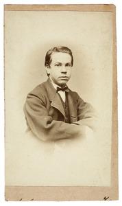 Portret van Jan Schroeder van der Kolk (1851-1938)