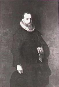 Portret van Daniël Joncktijs (1600-1654)