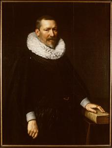 Portret van Johan Camerlin (1567-1640)