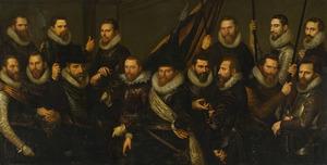 Korporaalschap van kapitein Jonas Cornelisz. Witsen en luitenant Volckert Overlander