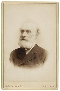 Portret van Jules Henri van Capellen (1818-1899)