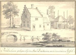 Huis Boelenham bij Hemmen