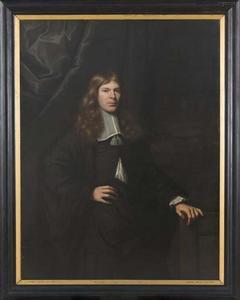 Portret van Johan van Eck (1652-1705)
