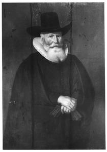 Portret van Marten Jansz. Groot (1584-1652), burgemeester van Hoorn