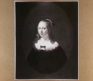 Portret van een vrouw, 1648