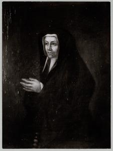 Portret van Beatrix van Slingelandt (1485-1555)
