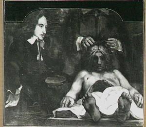 De anatomische les van dr. Joan Deyman