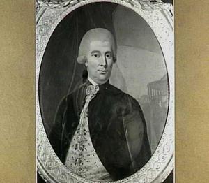 Portret van Johan Adriaan van Westreenen (1721-1785), echtgenoot van  Maria Catharina Dierkens