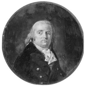 Portret van Hayo Tuinhout (1757-1811)