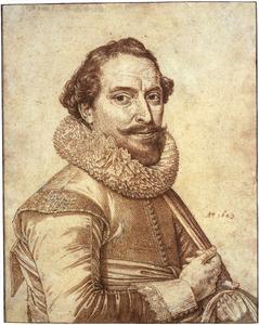 Portret van Cornelis Bicker van Swieten ( -1654)