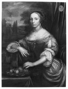 Portret van Petronella Haack (1638-1683)