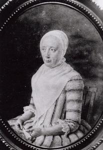 Portret van Maria Bonte