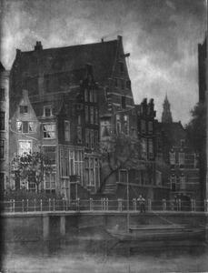 De Grimburgwal te Amsterdam