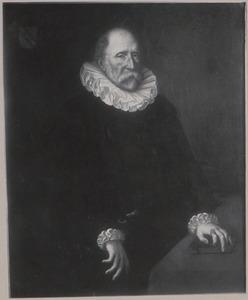 Portret van een man, waarschijnlijk Maarten van Sypesteyn (1537-1614)