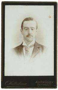 Portret van Hendricus Kuipers (1870-1895)