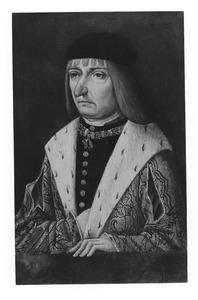 Portret van Adolf van Kleef (1425-1492)