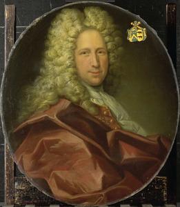 Portret van onbekende een man uit de familie Balguerie