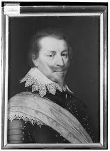 Portret van een man, mogelijk uit de familie Van Nassau