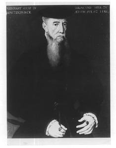 Portret van Reinhart, graaf van Solms en heer van Minczenburck