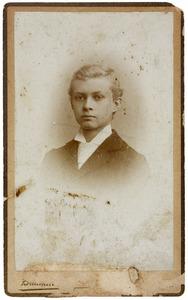 Portret van Roeland George Albert Schreiner (1879-?)