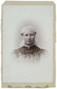 Portret van T. Wijmenga